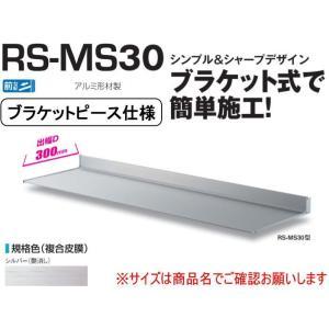 DAIKEN RSバイザー RS-MS30P D300×W1100 シルバー (ブラケットピース仕様...