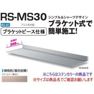 DAIKEN RSバイザー RS-MS30P D300×W2600 ステンカラー (ブラケットピース...