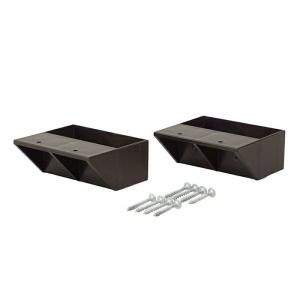 平安伸銅工業 LABRICO(ラブリコ)DXB-2 2×4 棚受シングル(2個入)2×4 SHELF SUPPORT SINGLE|iefan