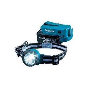 マキタ MAKITA ML800 14.4V/18V兼用 充電式ヘッドライト バッテリー、充電器別売