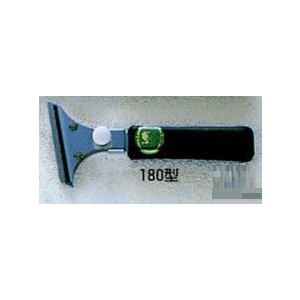 RAKUDA ラクダ 12024 作業工具・大工道具 ハンディスクレッパ 180型 全長:180×8...