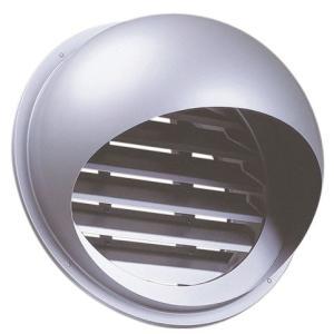 西邦工業 SEIHO SFL250S 外壁用ステンレス製換気口 (セルフード) 同芯内向ガラリ型 大...