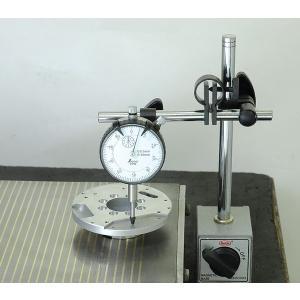 シンワ測定 73750 ダイヤルゲージ 標準型0.01mm/10mm