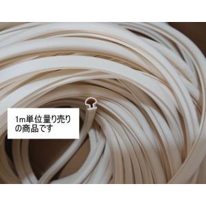 リクシル ロンカラー用パッキン ホワイト J3R1599 21926750(1m単位量り売り)|iefan