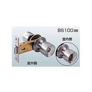 GOAL ゴール 玄関錠 G-5N バックセット100mm|iefan