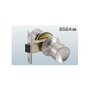 GOAL ゴール 空錠 G-1N バックセット64mm|iefan
