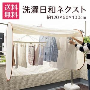 洗濯 カバー 花粉 紫外線 PM2.5 ほこり 黄砂 UVカット フォーラル 洗濯日和ネクスト 1個 (送料無料)(区分C)[北海道・沖縄へは追加料金]