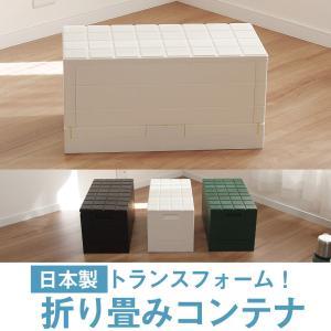 シンプルな形とインテリアとしても取り入れやすいブラック・ホワイト・グリーンの定番3色カラー。 折りた...