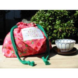 巾着袋 給食袋 きんちゃく 子供用 バッグ 日本製 送料無料 NO164|if-store