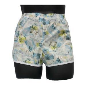 子供 トランクス 日本製 送料無料 トランクス メンズ 下着 ジョギングタイプ ハワイ柄 白色 綿100% 前閉じ|if-store