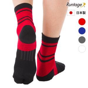 スポーツソックス,ランニング靴下,マラソン/アスリートサポート ソックス 足袋タイプ/メンズ レディ...