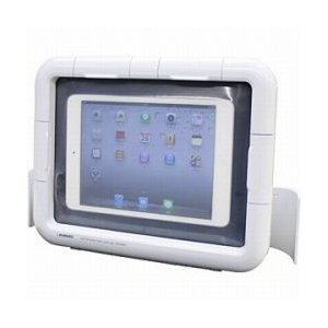 送料無料・ツインバード・タブレット・スマートフォン・防水ケーススピーカー AVJ-001 [AVJ001]|ifashion-store