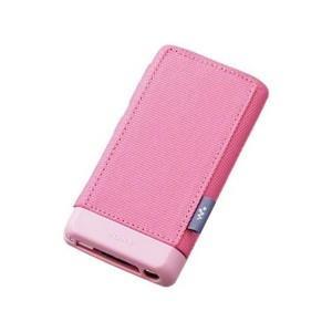 送料無料 新品 SONY NW-F800シリーズ専用ソフトケース CKS-NWF800-PI(ライトピンク )|ifashion-store