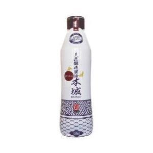 鮮度ボトル 天然醸造 本城醤油 450ml iga-ichi