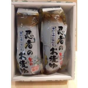 伊賀越漬(瓜特大2本入)IN-10 |iga-ichi