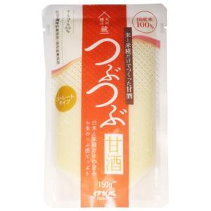 (I)つぶつぶ甘酒(ストレートタイプ)箱入 150g×12 iga-ichi