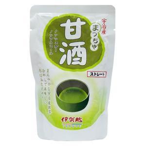 伊賀越  甘酒 抹茶味(ストレートタイプ)150g|iga-ichi