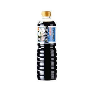 伊賀越国産丸大豆しょうゆ 1000ml|iga-ichi