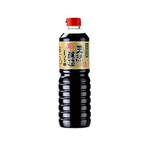伊賀越 l 天然醸造しょうゆ(濃口) 1000ml|iga-ichi