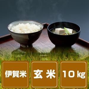 伊賀米 下友生ファーム コシヒカリ10kg 玄米|iga-ichi