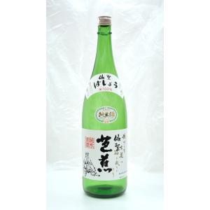 芭蕉 特別純米 1800ml|iga-ichi