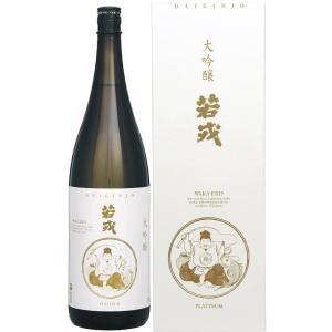 大吟醸 若戎 1800ml|iga-ichi