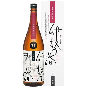 伊勢詣 純米酒 辛口 1800ml |iga-ichi