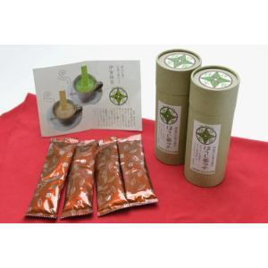 伊賀のお茶工房のほうじ茶ラテ(1筒)4包入り|iga-ichi