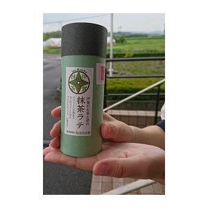 伊賀のお茶工房の抹茶ラテ(1筒)4包入|iga-ichi|04
