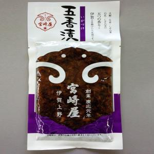 宮崎屋 五香漬(いがづけ) 伊賀のお土産|iga-ichi