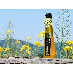 (大山田)にんにく菜種油 184g iga-ichi