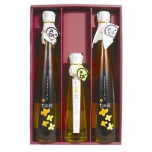 菜種油 七の花ギフトセットB|iga-ichi