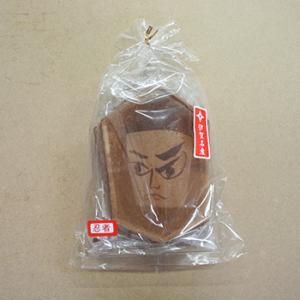 菓子 小澤製菓 面せんべい|iga-ichi