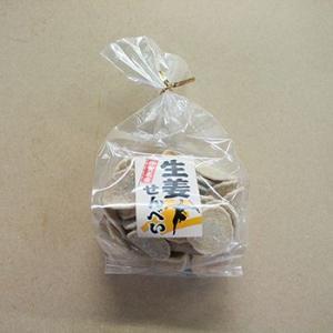 菓子 小澤製菓 生姜せんべい