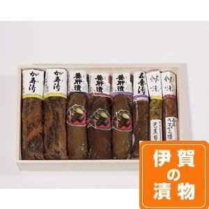 宮崎屋 養肝漬(箱入詰合せ) 8種 ご飯にピッタリ|iga-ichi