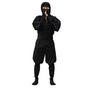 平頭巾忍者衣装9点セット Mサイズ|iganinja-isyo|03