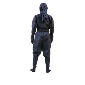 平頭巾忍者衣装9点セット Mサイズ|iganinja-isyo|04