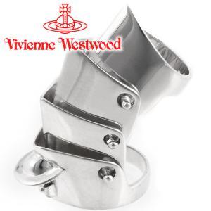 ヴィヴィアンウエストウッド Vivienne Westwood 指輪 リング アーマーリング シルバー iget