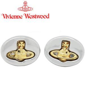 ヴィヴィアンウエストウッド Vivienne Westwood ピアス ヴィヴィアン エンボスドロゴスタッドピアス シルバー iget