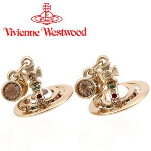 ヴィヴィアンウエストウッド Vivienne Westwood ピアス ヴィヴィアン プチオーブピアス ゴールド iget
