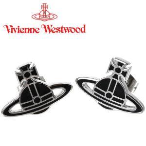 ヴィヴィアンウエストウッド Vivienne Westwood ピアス ヴィヴィアン ケイトピアス ブラック×シルバー iget