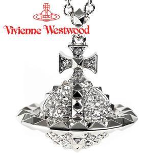 ヴィヴィアンウエストウッド VivienneWestwood ネックレス ヴィヴィアン メイフェア3Dラージオーブペンダント シルバー iget