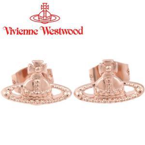ヴィヴィアンウエストウッド Vivienne Westwood ピアス ヴィヴィアン ファラーピアス ピンクゴールド iget