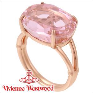 ヴィヴィアンウエストウッド Vivienne Westwood 指輪 リング ロゼッタリング ピンクゴールド iget