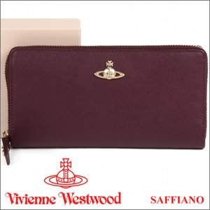 ヴィヴィアンウエストウッド Vivienne Westwood 財布 ヴィヴィアン 長財布 ボルドー 321289 OPIO SAFFIANO BORDEAUX iget
