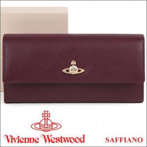 ヴィヴィアンウエストウッド Vivienne Westwood 財布 ヴィヴィアン 長財布 ボルドー 321522 OPIO SAFFIANO BORDEAUX iget