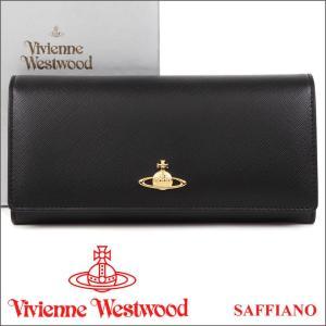 ヴィヴィアンウエストウッド Vivienne Westwood 財布 ヴィヴィアン 長財布 ブラック...