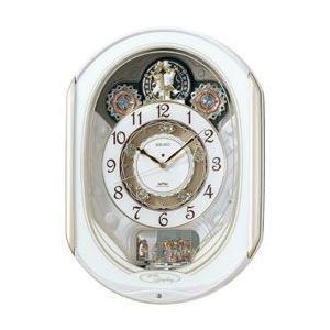 からくり時計 掛け時計 電波時計 クロック メロディ  RE565H セイコー SEIKO お取り寄せ iget