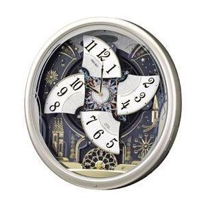 からくり時計 掛け時計 電波時計 クロック メロディ RE561H セイコー SEIKO お取り寄せ iget