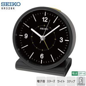 KR328K 30%OFF セイコークロック  電波目覚まし時計 電子音アラーム 目ざまし時計 お取り寄せ|iget